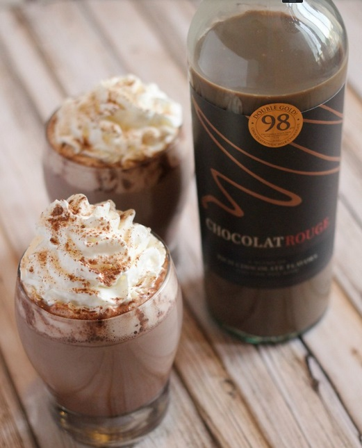 Hot Chocolate Cocktail2