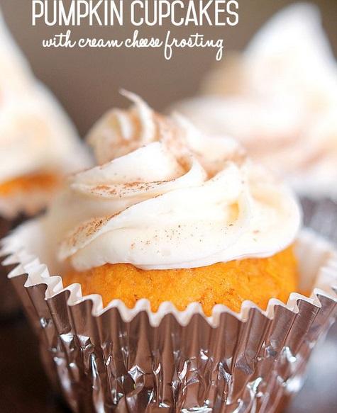 pumpkin cupcake SS