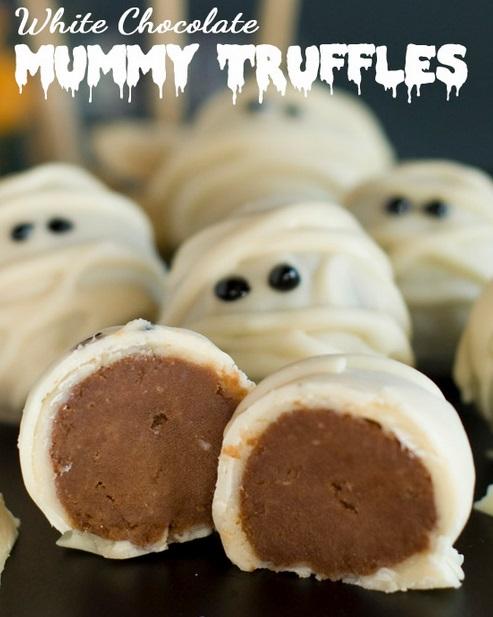white choco mummy truffles2