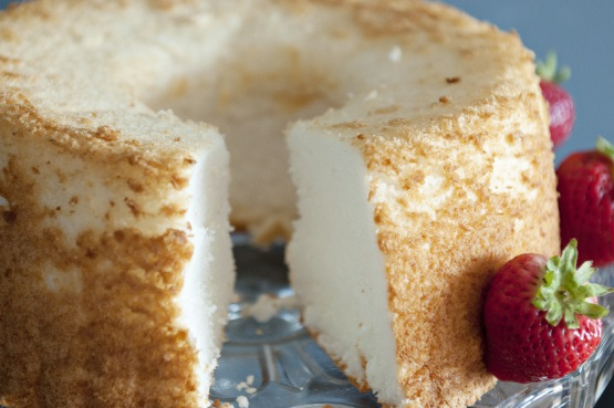 angel food cake F