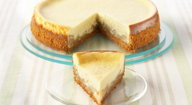 apple cardamon cheesecake mcCormick