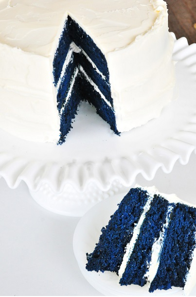 blue velvet cake AP
