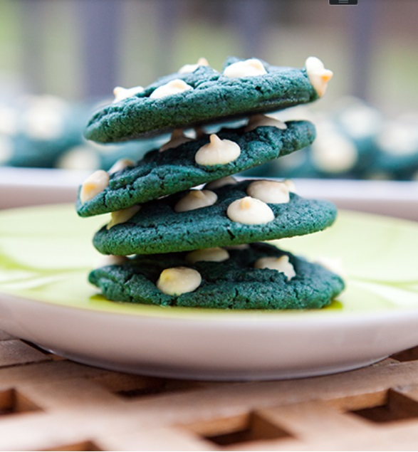 blue velvet cookies STS