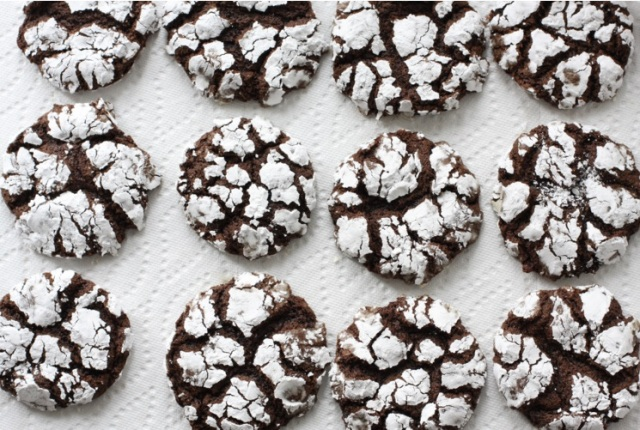 Chocolate crinkle MS
