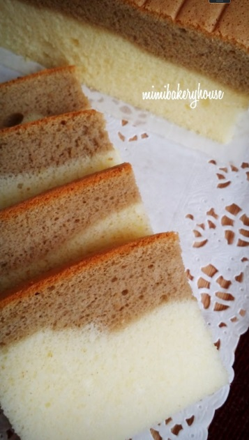 coffee Ogura cake