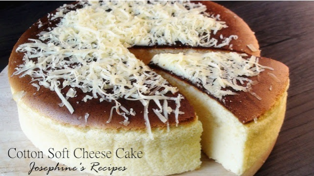 cotton soft Japanese Cheese Cake