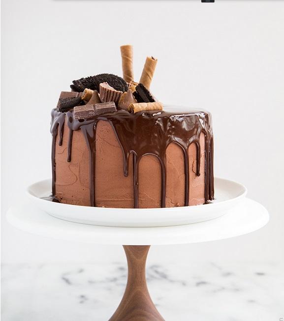 death by choco cake TLE