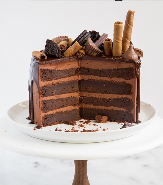 death by choco cake TLE2