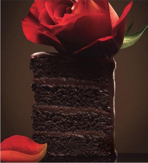 Devil's food cake BA