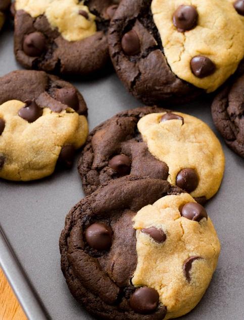 PB Choco swirl CookiesSBA
