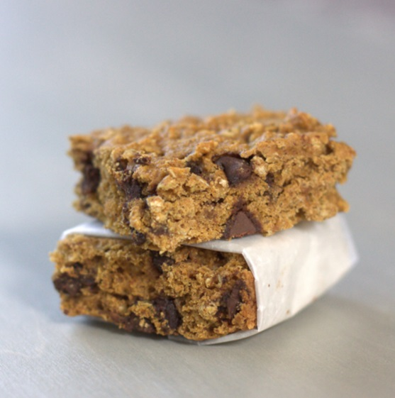 Pumpkin oatmeal bar MKA2
