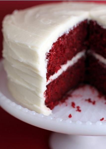 red velvet cake B