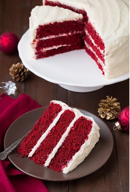 red velvet cake CC