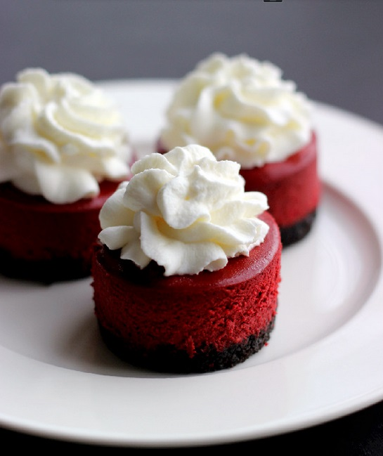 red velvet cheesecakes CCB