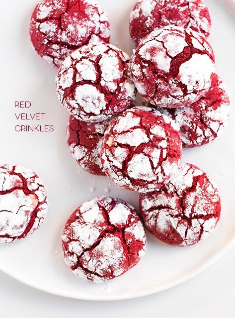 red velvet crinkles CC