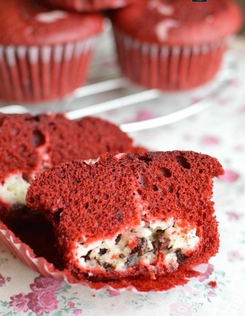 red velvet cupcake LDP2